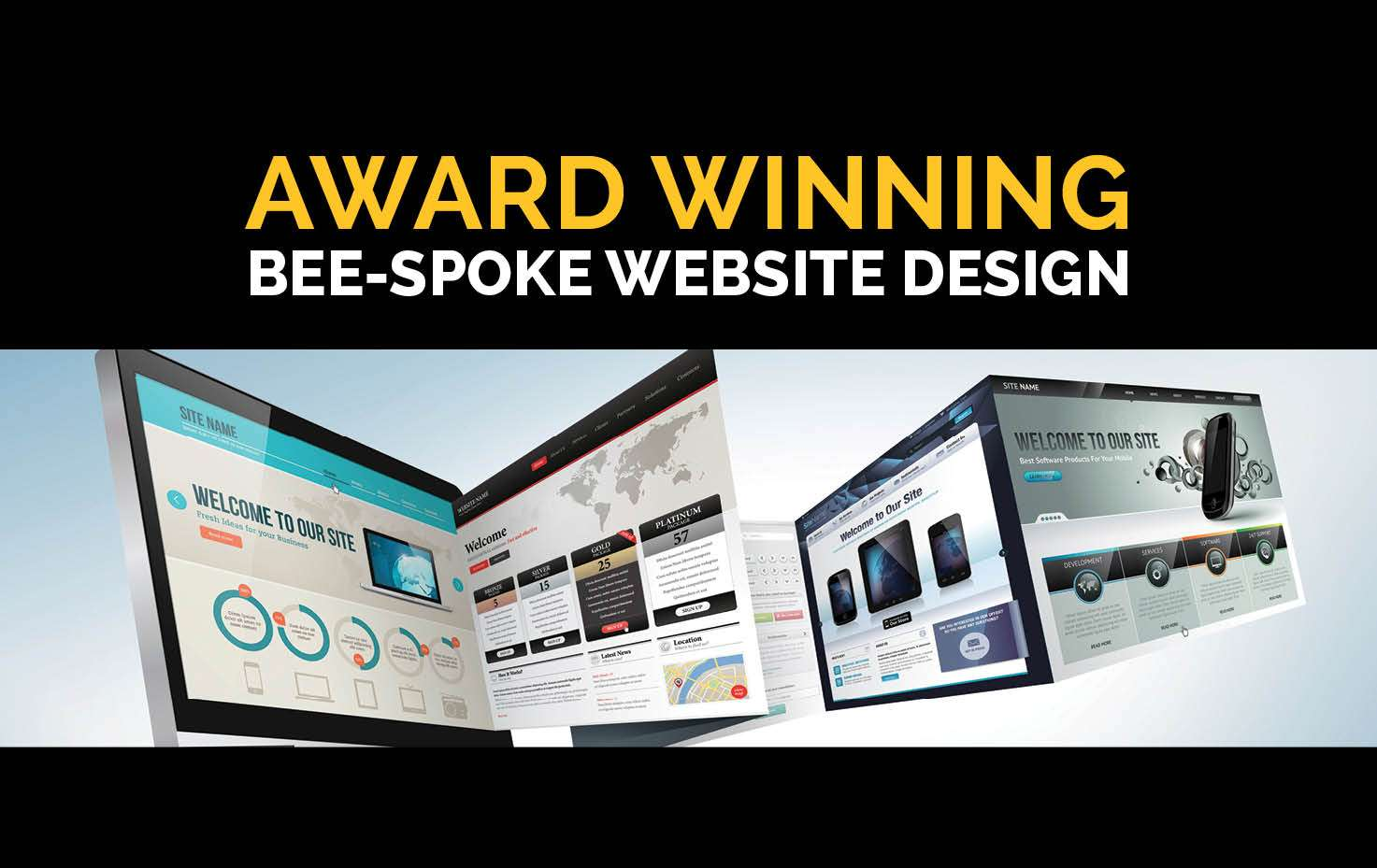 Website Design, Burnham-on-Sea, Highbridge, Somerset