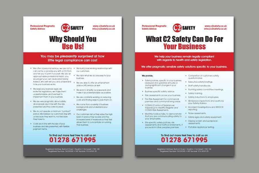C2 Safety Poster Design