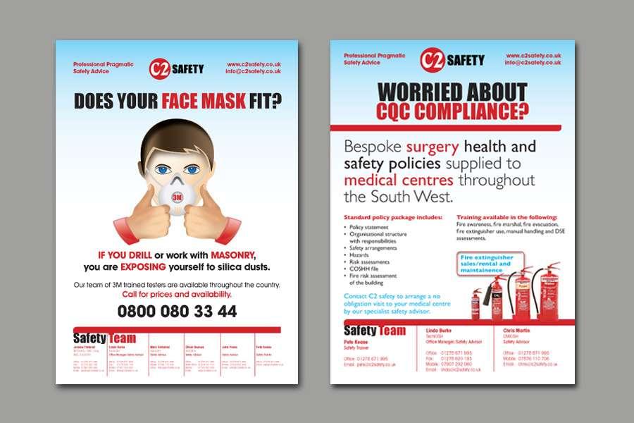 C2 Safety Poster Design & Illustration