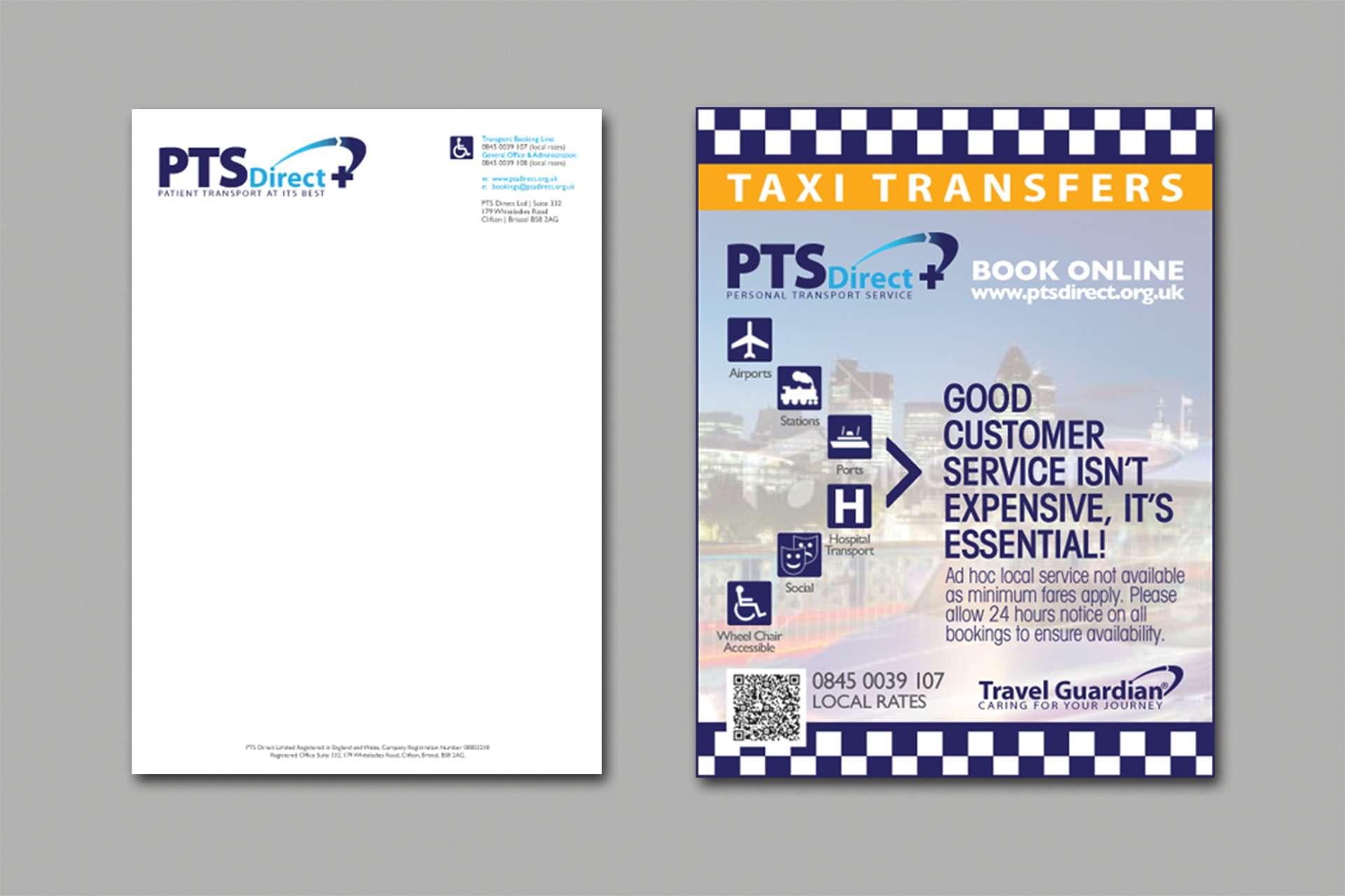 Pts direct branding logos clifton bristol the design hive logo design clifton reheart Images