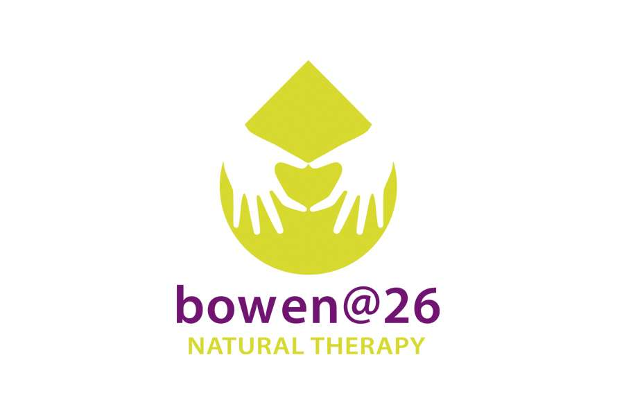 Logo design for Bowen Therapy business in Burnham-on-Sea, Somerset