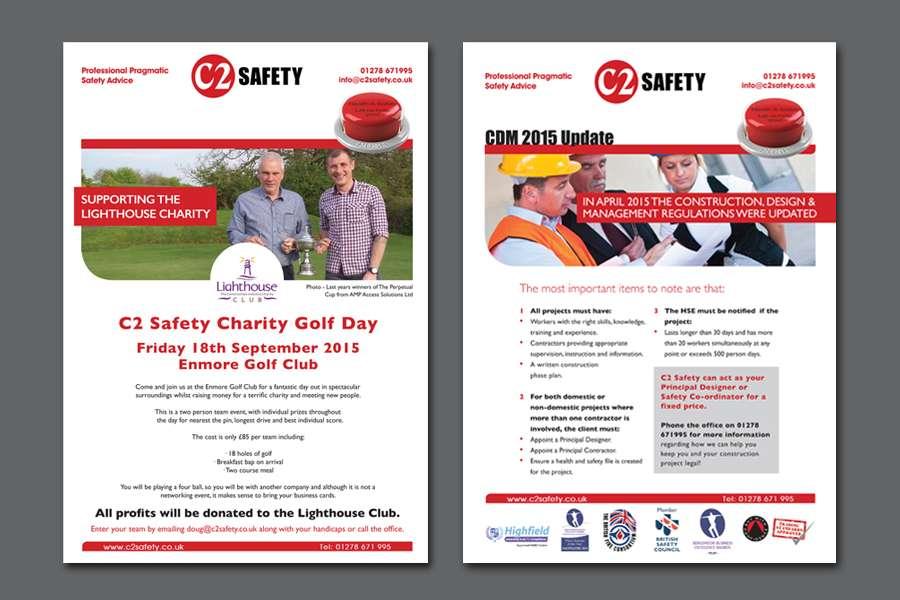 C2 Safety Flyer Designs