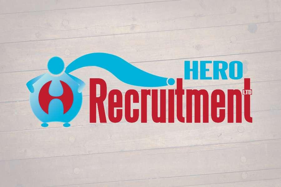 Hero Recruitment Logo Design