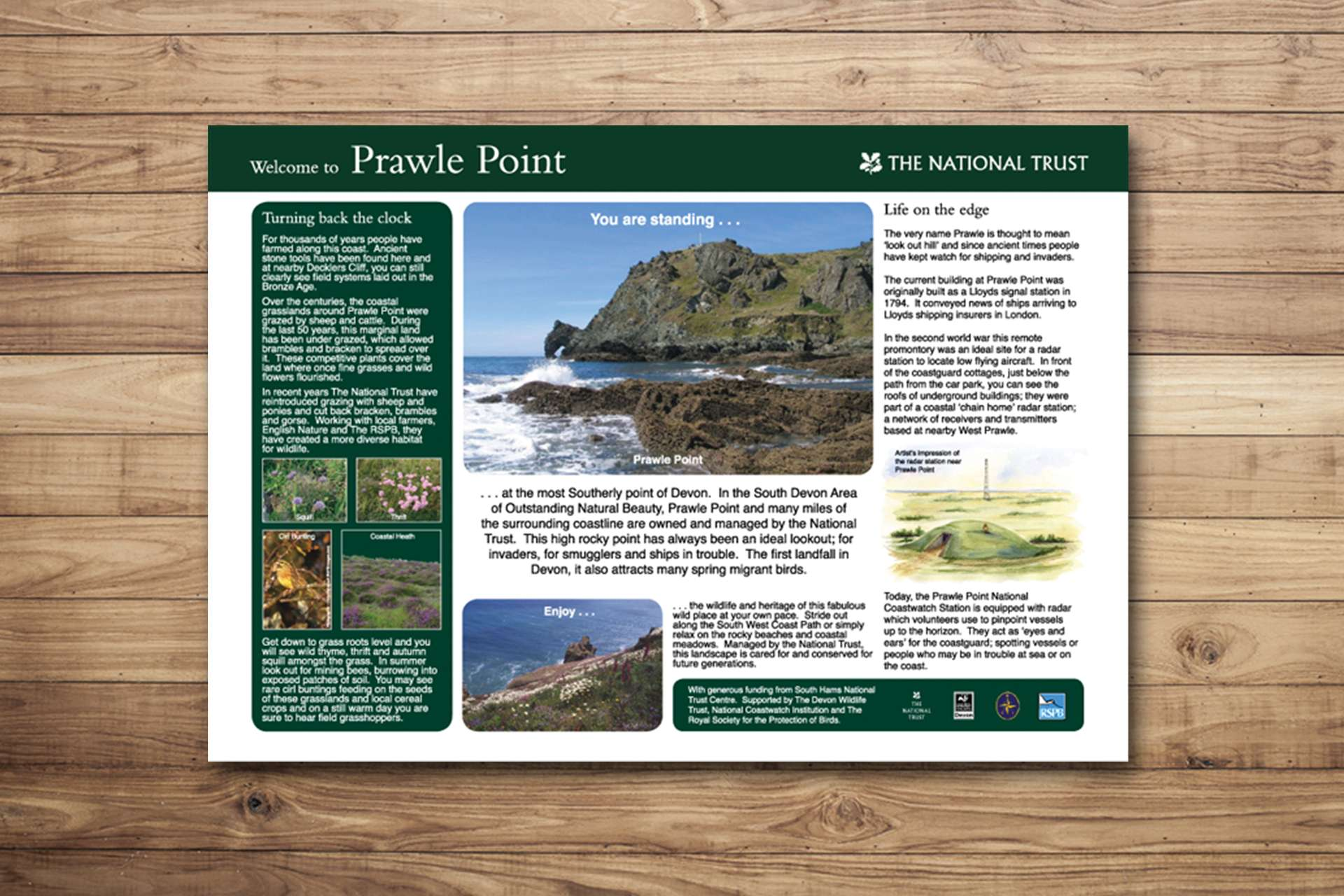 Countryside Interpretive Panel
