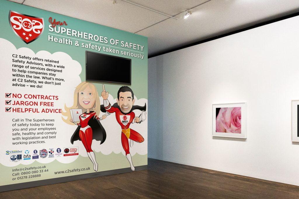 exhibition design highbridge somerset