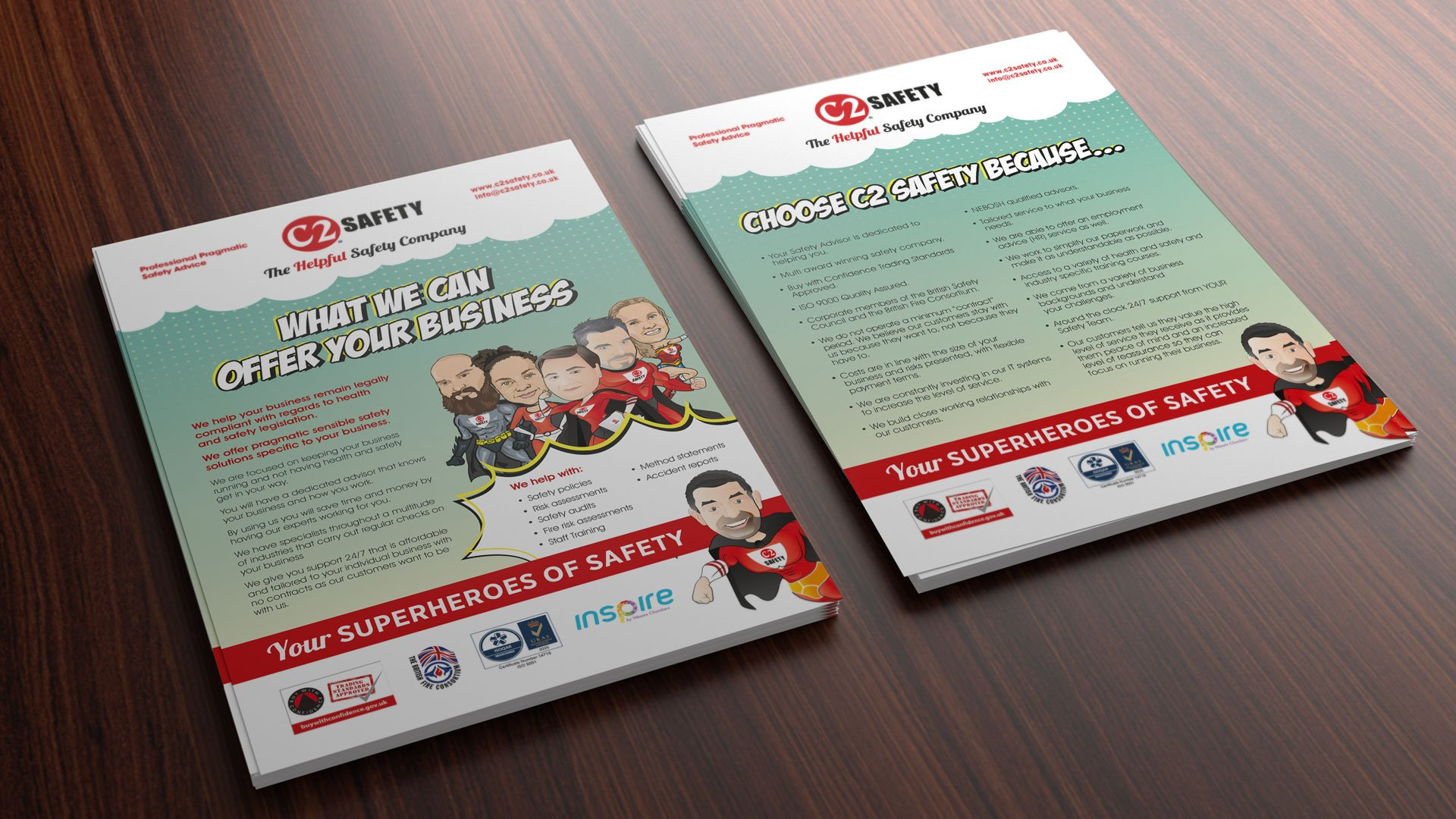 flyer-design-taunton-somerset