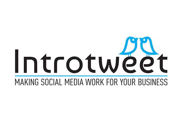 Logo design for social media company based in Taunton, Somerset