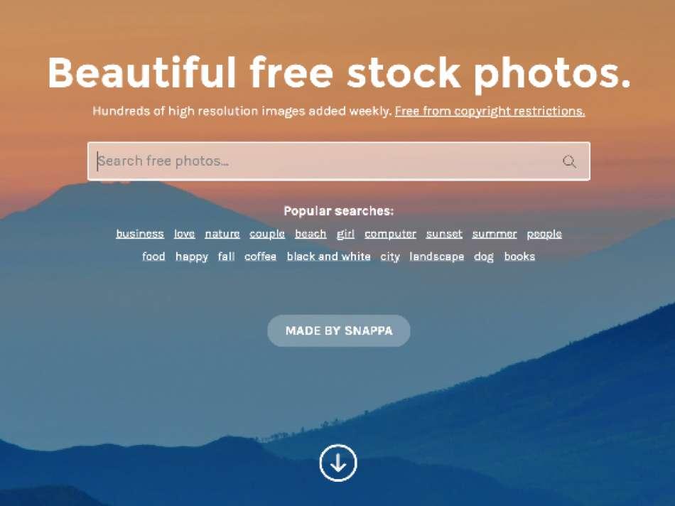 Beautiful Free Stock Photos