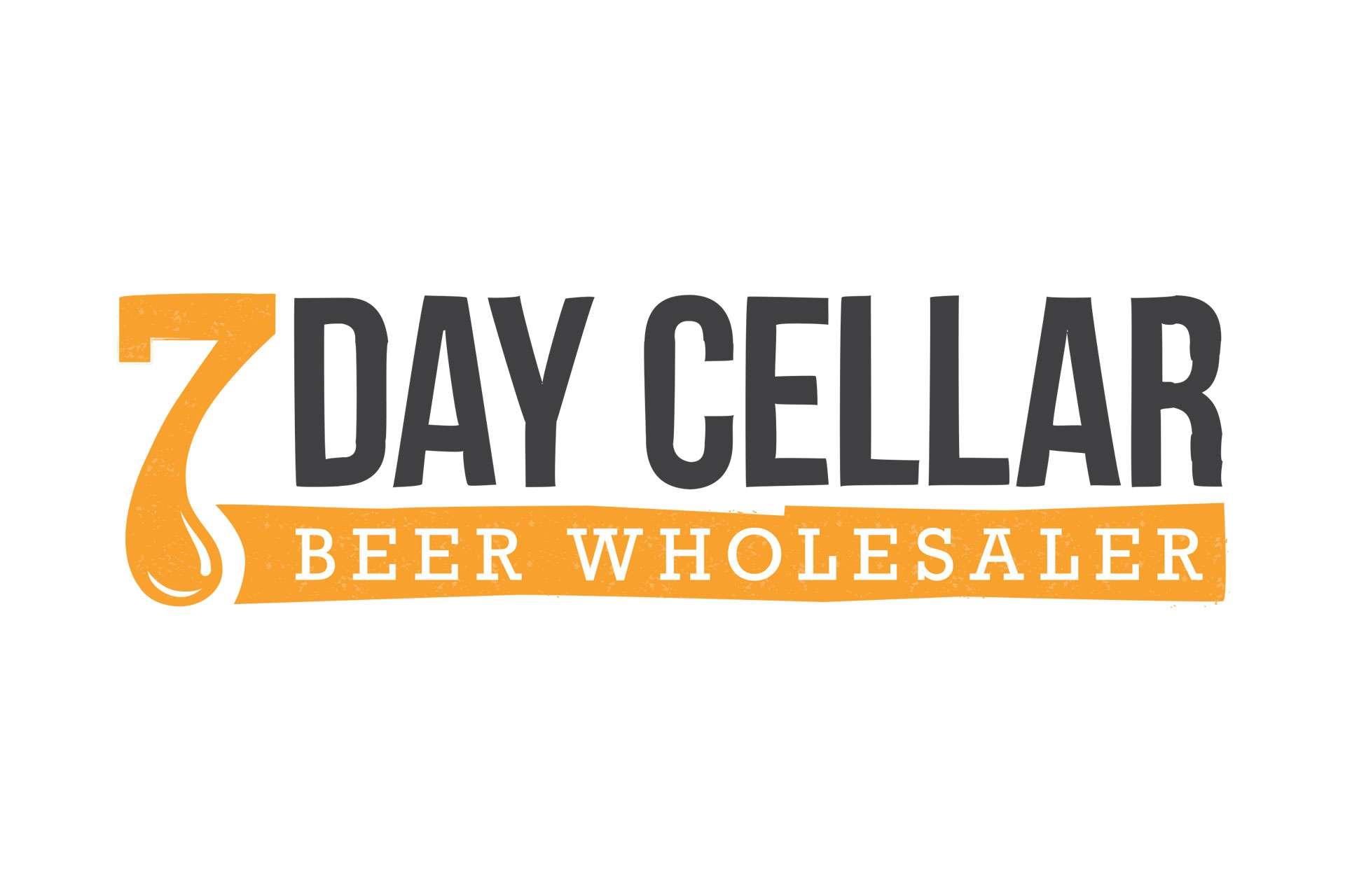 7 Day Cellar Logo Design, Somerset