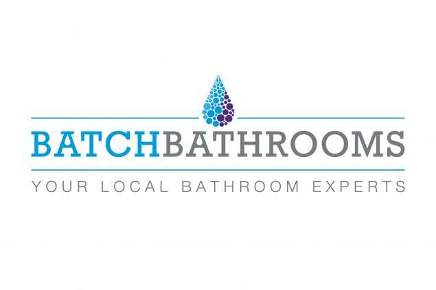 Batch Bathrooms Logo and Graphic design Burnham-on-Sea, Somerset