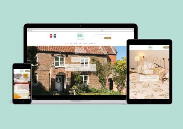 bed and breakfast website berrow somerset