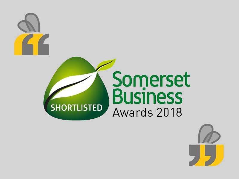 Somerset Business Awards 2018 - shortlisted