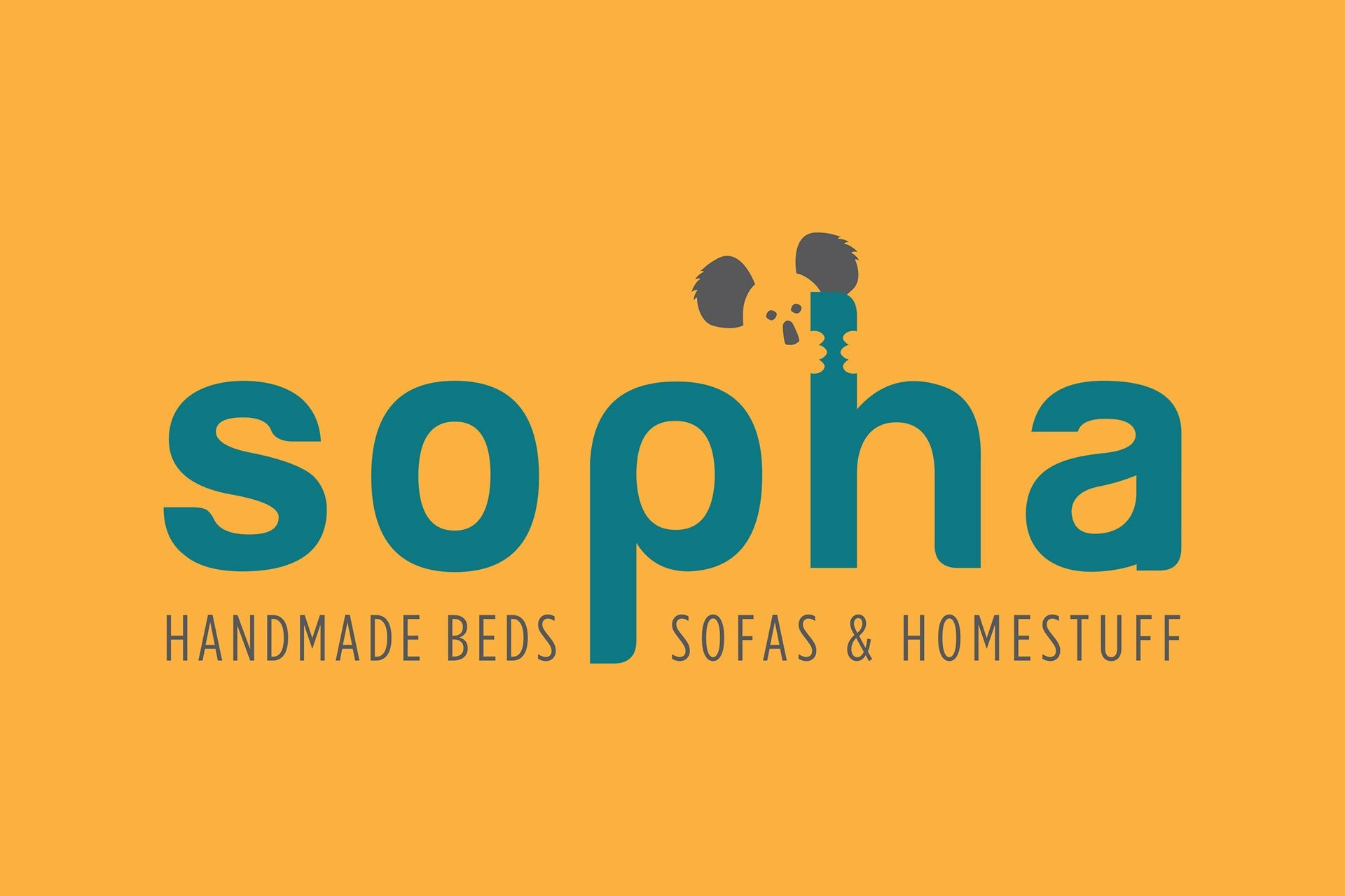 Sopha Homemade Beds, Sofas & Homestuff Logo
