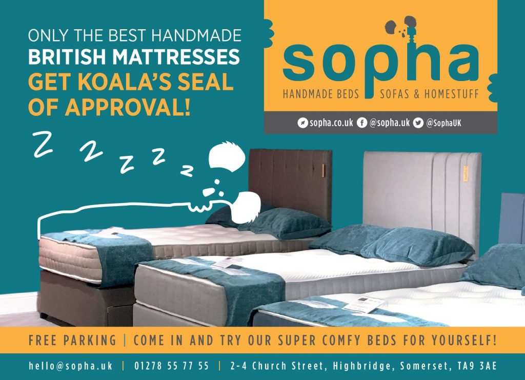 Sopha-furniture-retail-koala-logo-design-Somerset-1024x741 The Sopha Brand | Highbridge | Somerset
