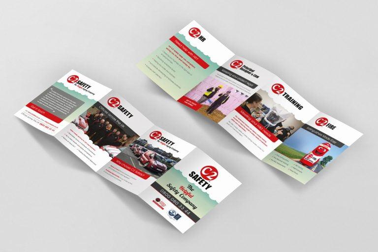 A6-4-Fold-Leaflet-design-highbridge-somerset
