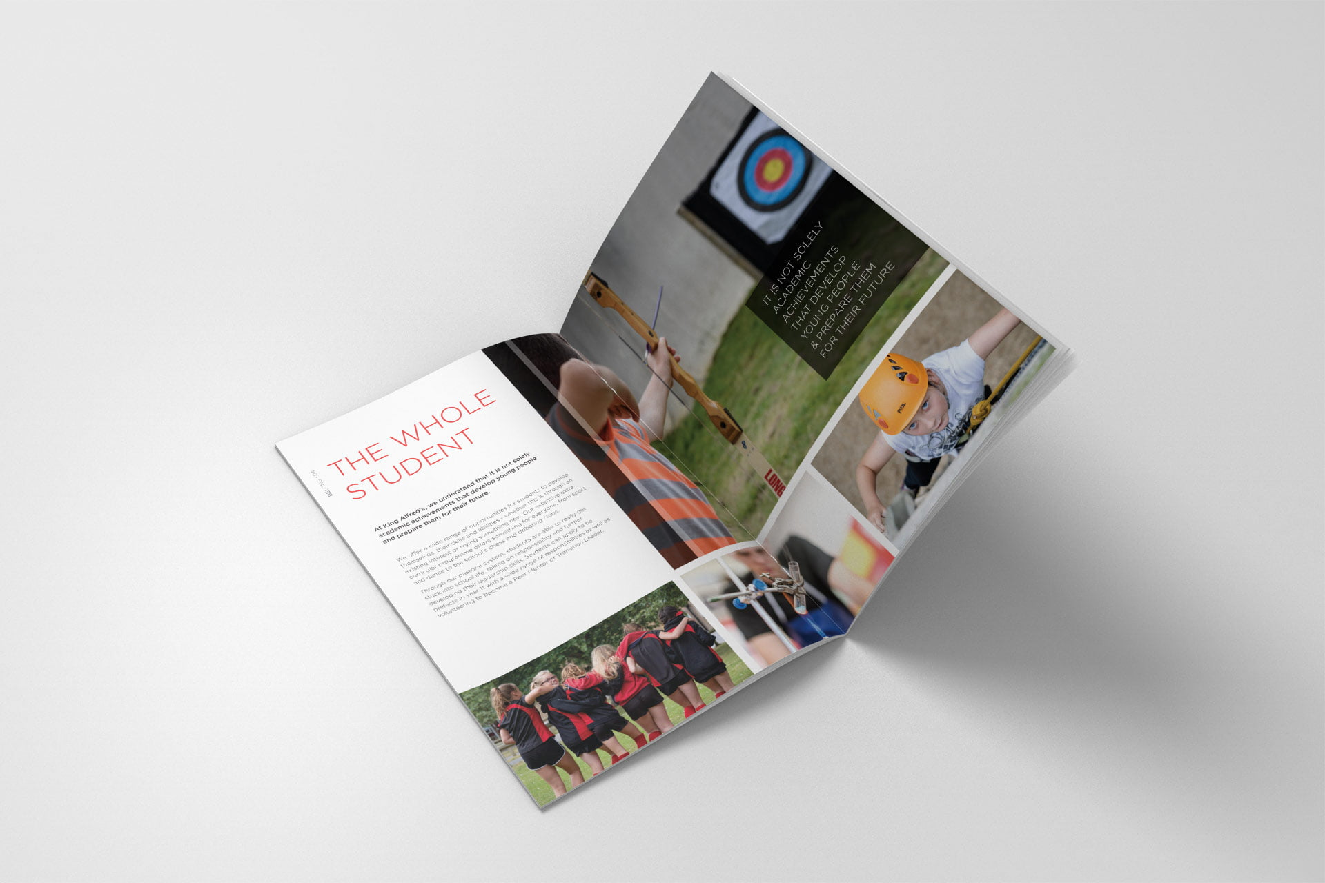King-Alfred-School-Prospectus-Design-Highbridge-Somerset-Prospectus