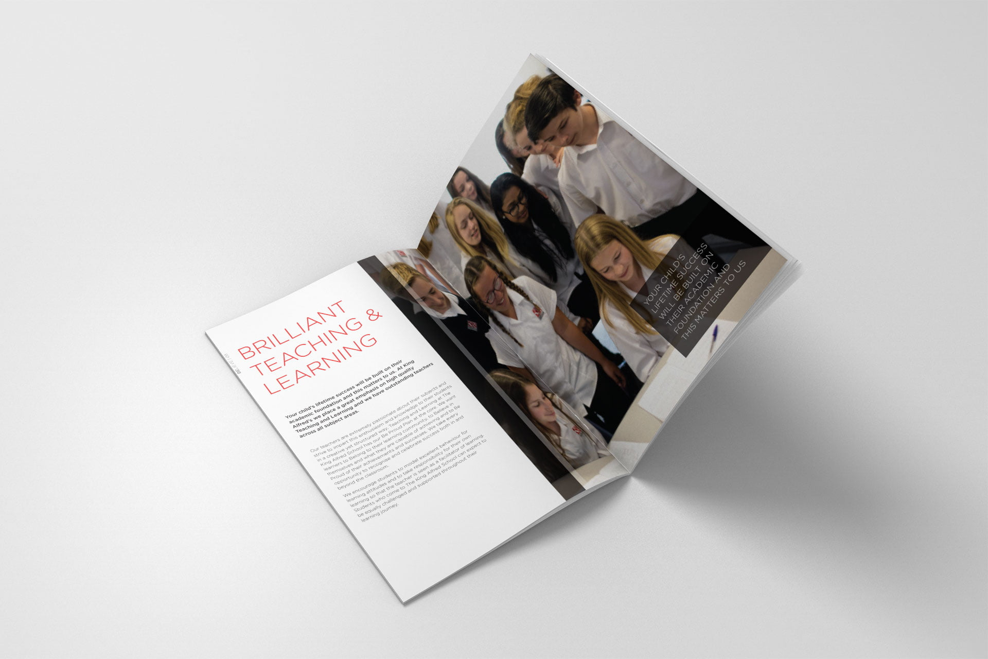 School-Prospectus-Design-Burnham-on-Sea-Somerset-Prospectus-Brochure