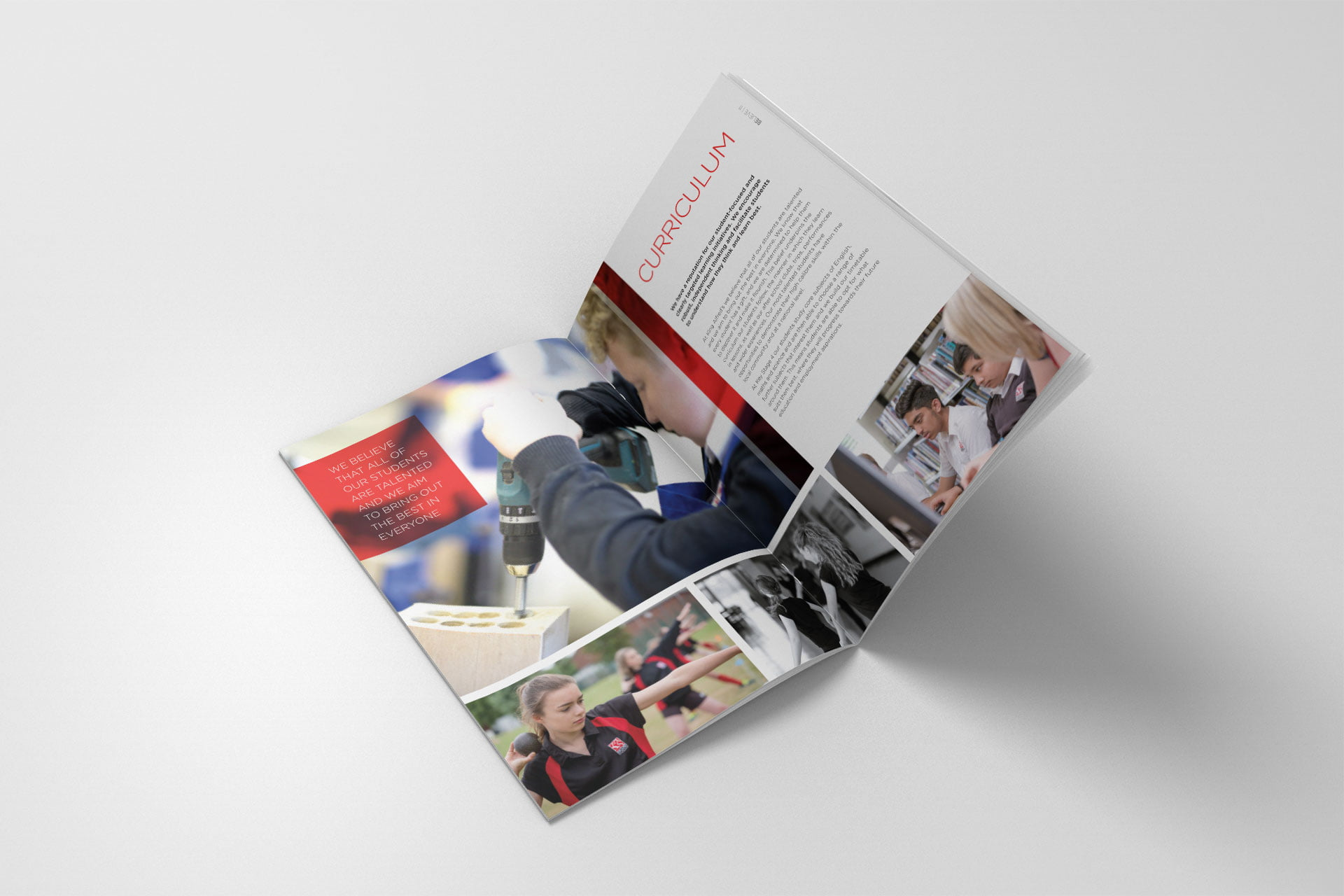 School-Prospectus-Design-Taunton-Somerset-Brochure