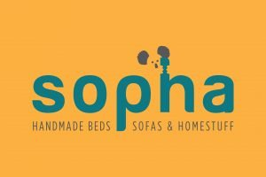 Sopha Homemade Beds, Sofas & Homestuff Logo