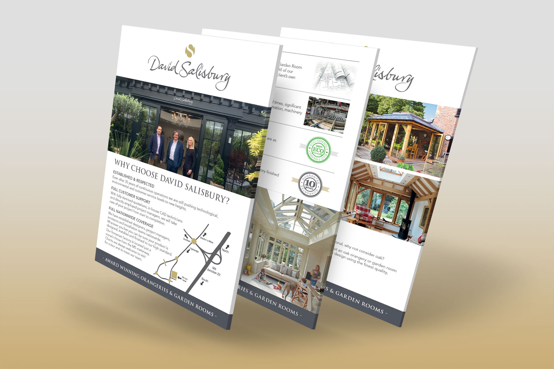 david-salisbury-flyer-design-highbridge-somerset