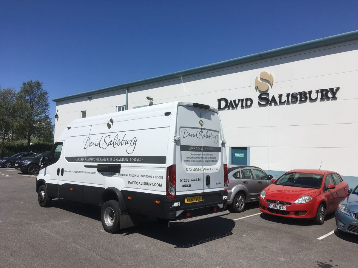 david-salisbury-vehicle-livery-highbridge-somerset