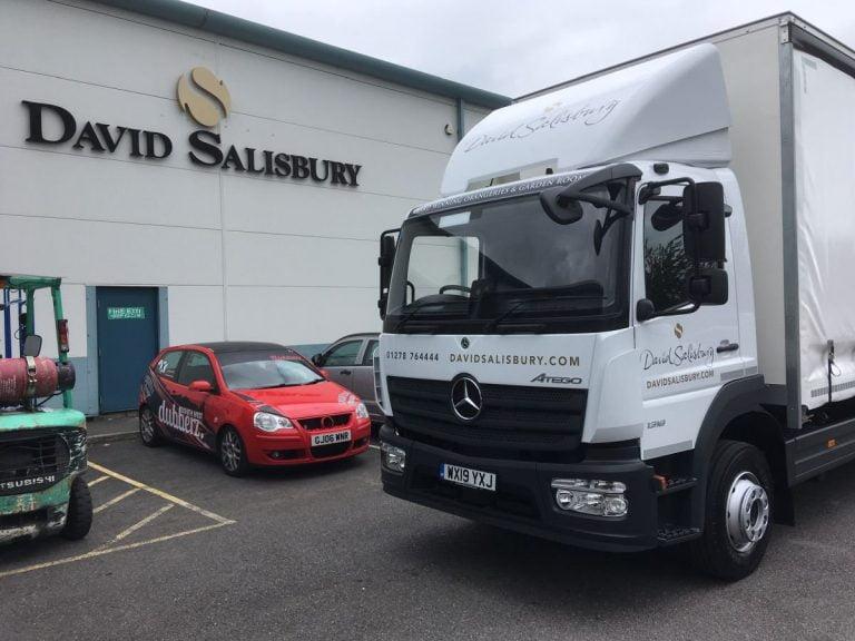 david-salisbury-vehicle-signage-highbridge-somerset