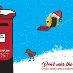 Branded Company Christmas Cards - Designed & Printed - Highbridge, Somerset