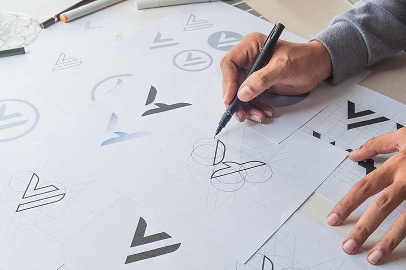 difference between graphic design branding somerset