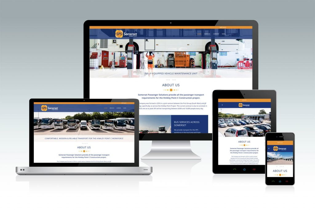 Somerset-Passenger-Solutions-Website-1024x682 Our Top 7 Websites