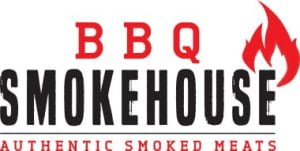 BBQ Smoke House Logo RED
