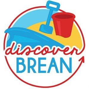 Discover Brean Logo 1