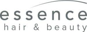 Essence hair beauty logo grey