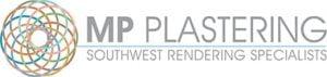 MP Plastering Logo FLAT