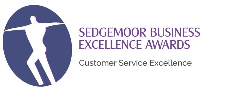 Sedgemoor Business Excellence Awards Customer Service Excellence