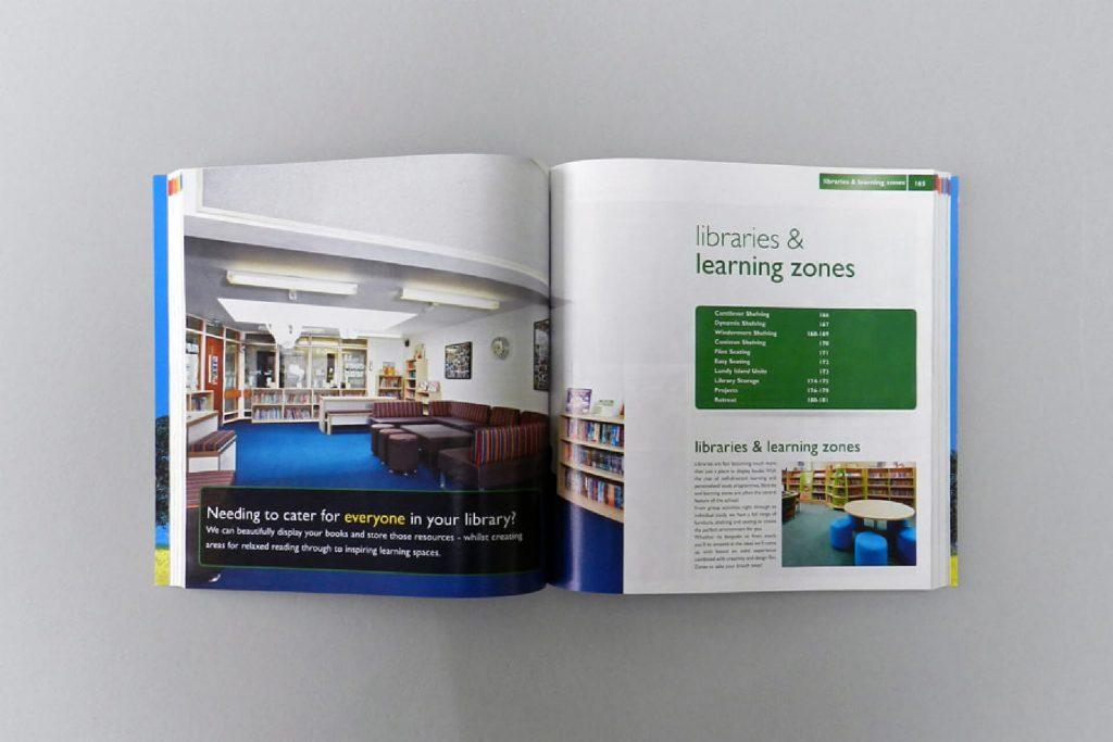 Springfield catalogue design 2