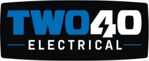 Two40 Electrical Logo 1