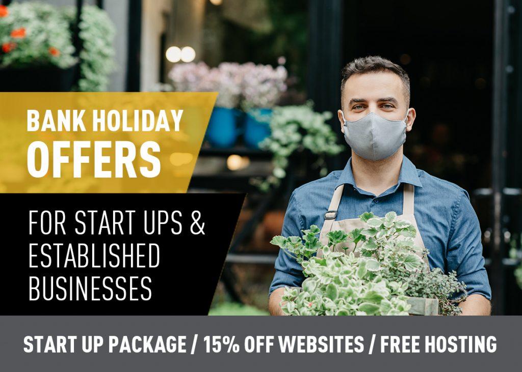 Bank-Holiday-Website-Start-Up-Offer