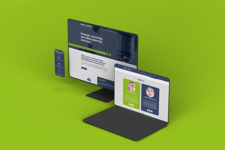 Horwood Kohler Website Design