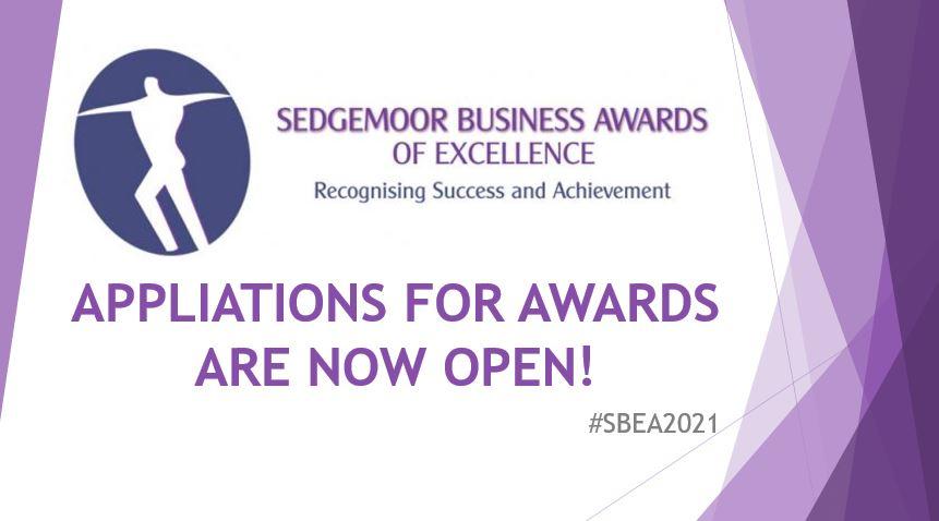 Sedgemoor Business Awards 2021